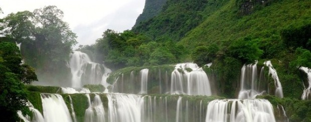 Ba Be National Park in Viet Nam