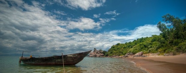 Cham island in Hoi An Beach Break