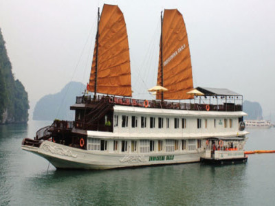 HA LONG BAY INDOCHINA SAILS