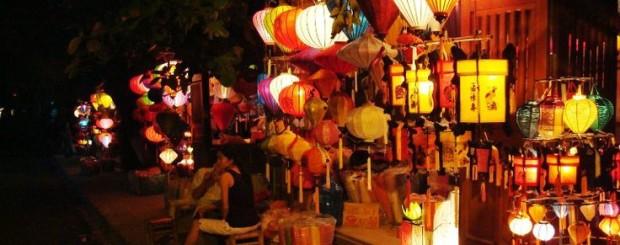 Hoi An Lanterns in Viet Nam