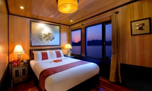 Indochina Sails 3 Superior Double cabin
