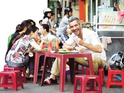 Street food in Ha Noi