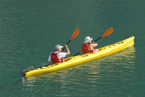 Valentine Act Kayaking