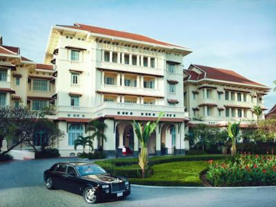 Rafles Le Royal Hotel