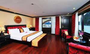 starlight cruises Deluxe cabin halong-bay