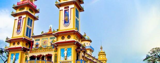 tay ninh temple