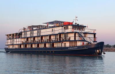 MV JAYAVARMAN CRUISE
