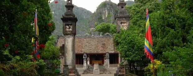 Vua Dinh Temple in Hoa Lu - Ninh Binh