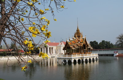 Bang Pa In Summer Palace - Thailand Tour