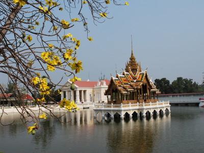 Bang Pa In Summer Palace - Thailand Tour