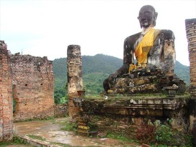 Muang Khoun - Laos tour