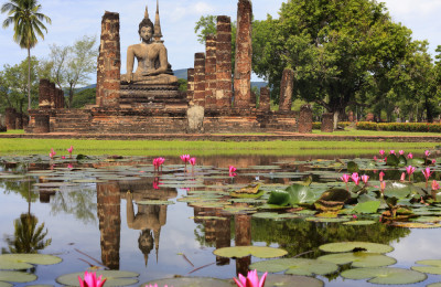 Sukhothai - Thailand tour