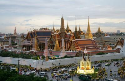 grand palace bangkok - thailand tour