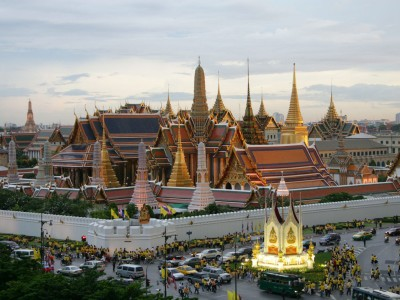 grand palace bangkok - thailand tour