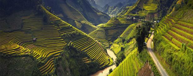 ma pi leng pass - HaGiang-Vietnam