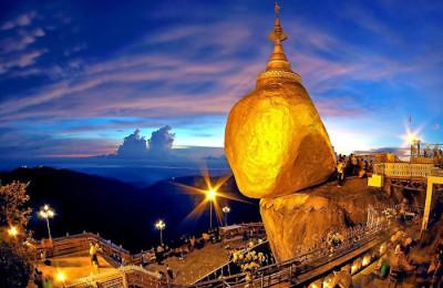 Kyaikhtiyo - Myanmar tour