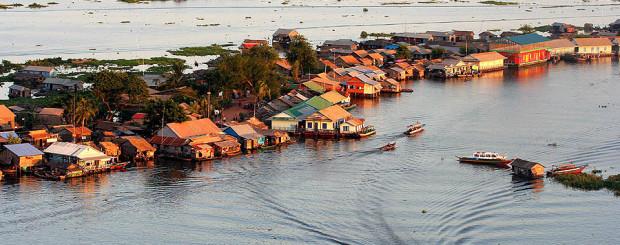 Tonle Lake - Cambodia tour